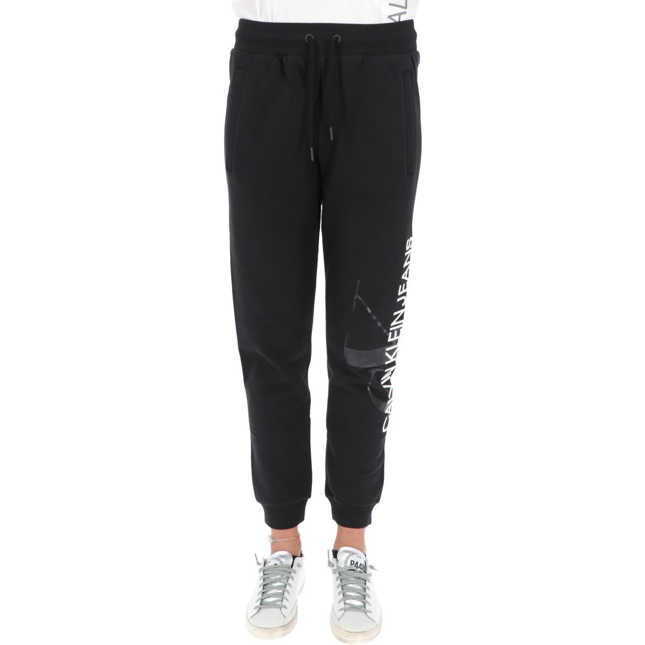 Calvin klein jeans Pantalone Calvin Klein Jeans Donna Vertical Moniogram 16582Q
