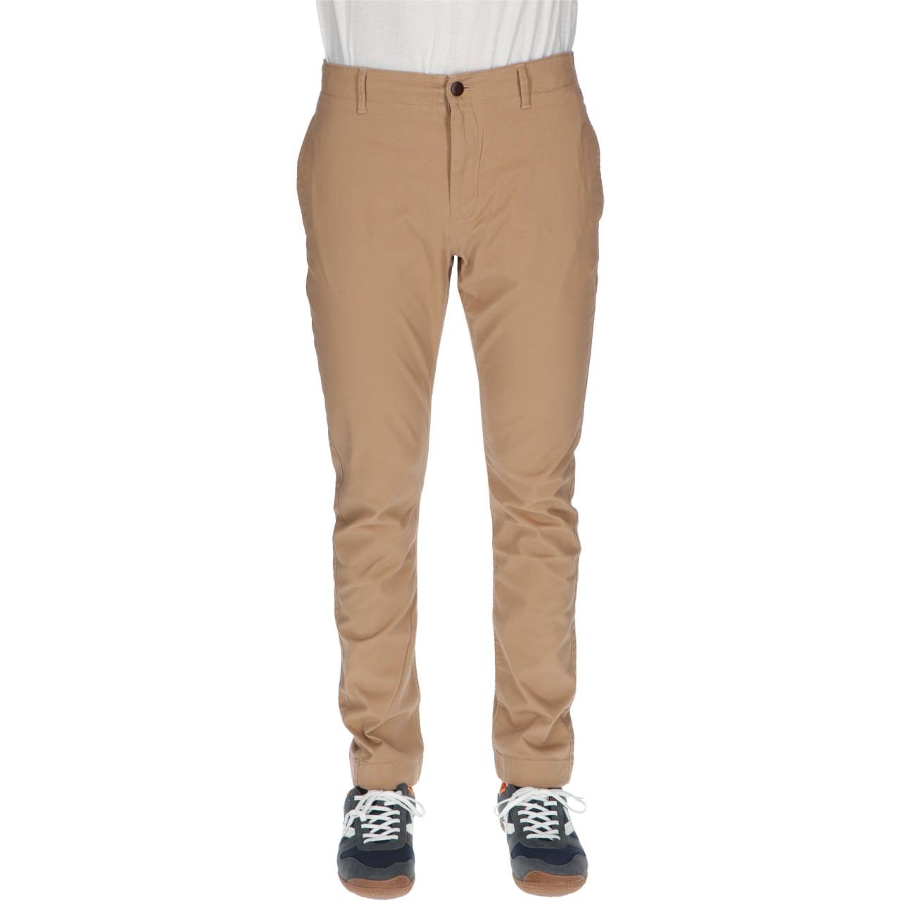 Tommy hilfiger Uomo Pantalone Tommy Hilfiger Uomo Essential Slim Chino 05046L