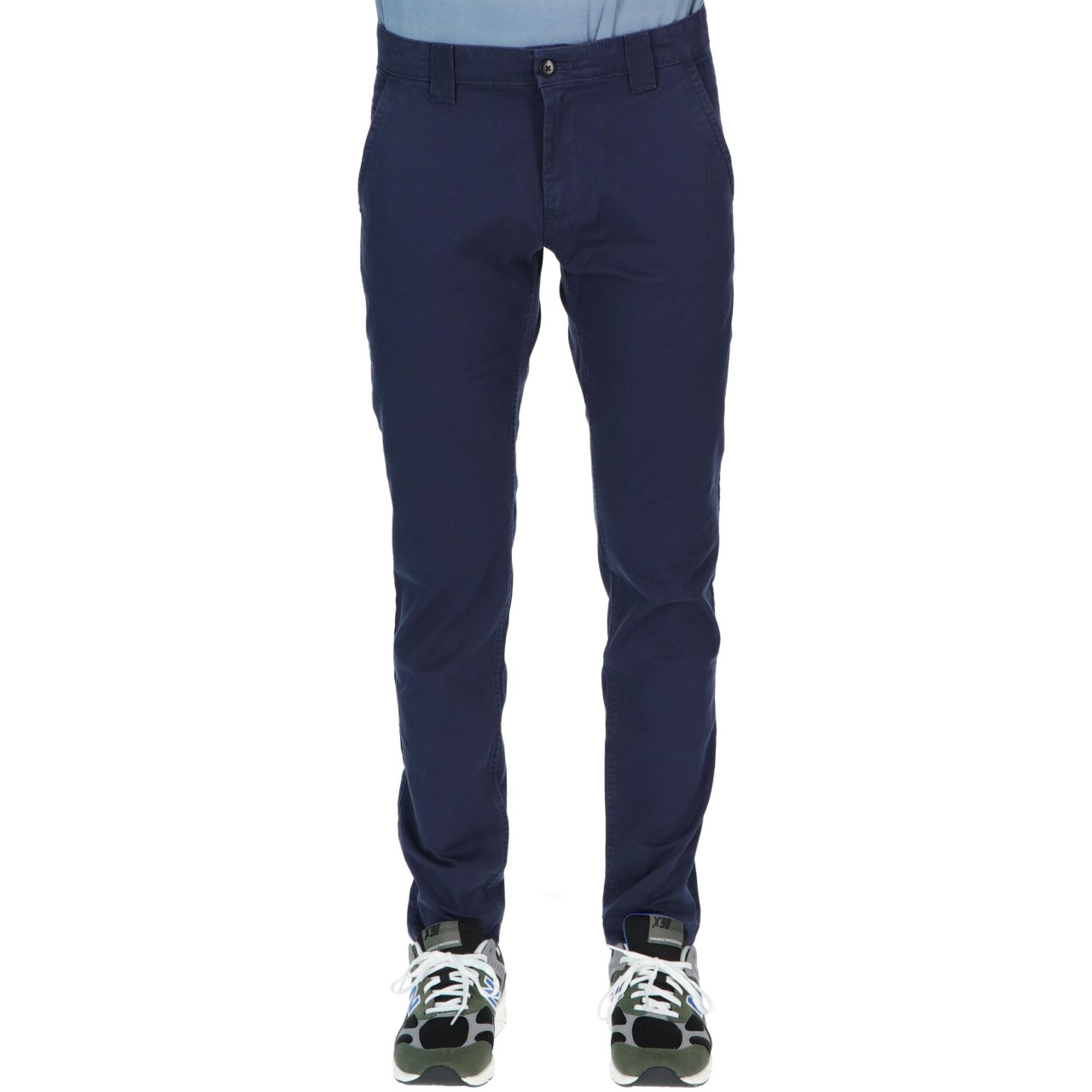 Tommy hilfiger Uomo Pantalone Tommy Jeans Uomo Scanton Cotone Chino Slim 06518M