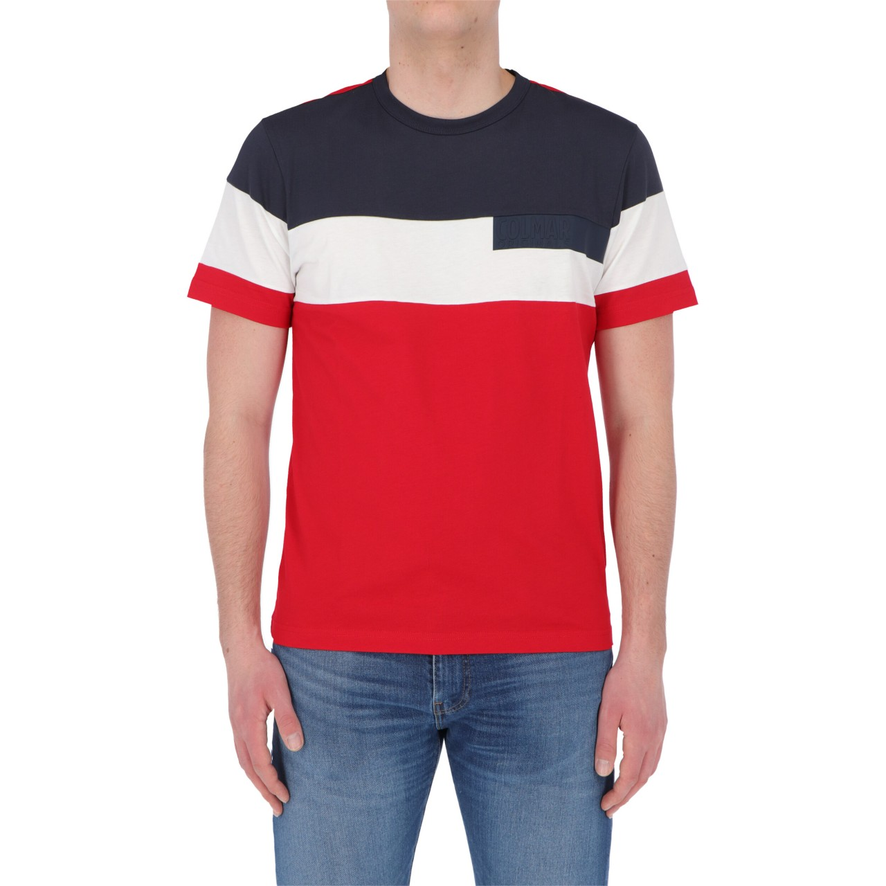 Colmar originals Uomo Tshirt Colmar Originals Uomo Girocollo Frida 6sh 7564P