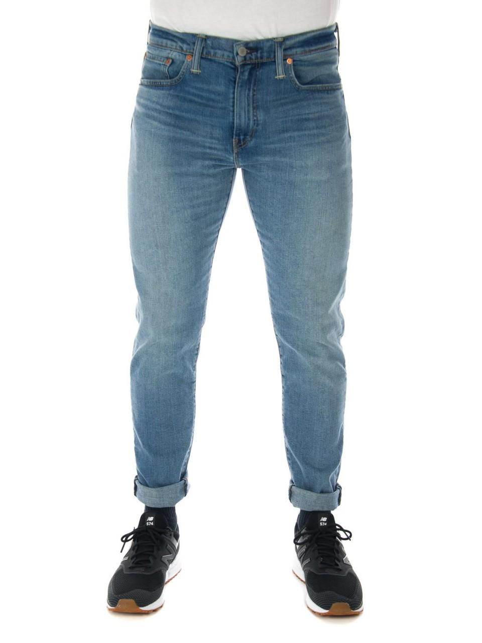 Levi's Uomo Jeans Levi's Uomo 512 River Creek L 34 Slim Taper 8330184H
