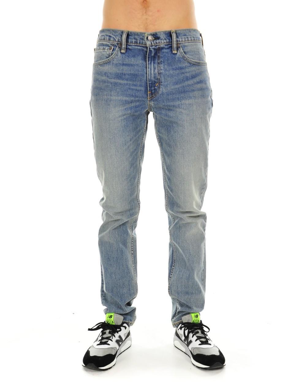 Levi's Uomo Jeans Uomo Levi's 511 Yellow Pond 5111938D