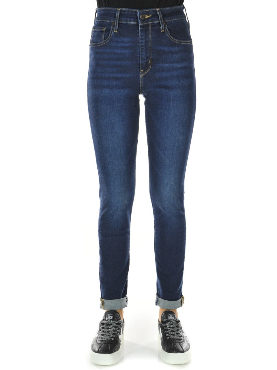 Levi's Donna Jeans Levi's Donna 721 Vita Alta Skinny L30 8820126I