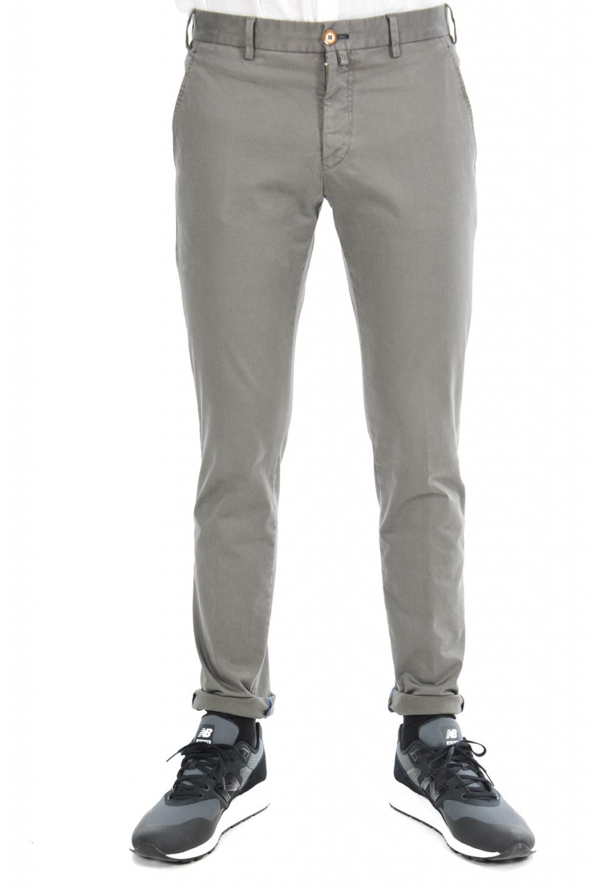 Verdera Uomo Pantalone Verdera Uomo Vintage Elasticizzato 500131E