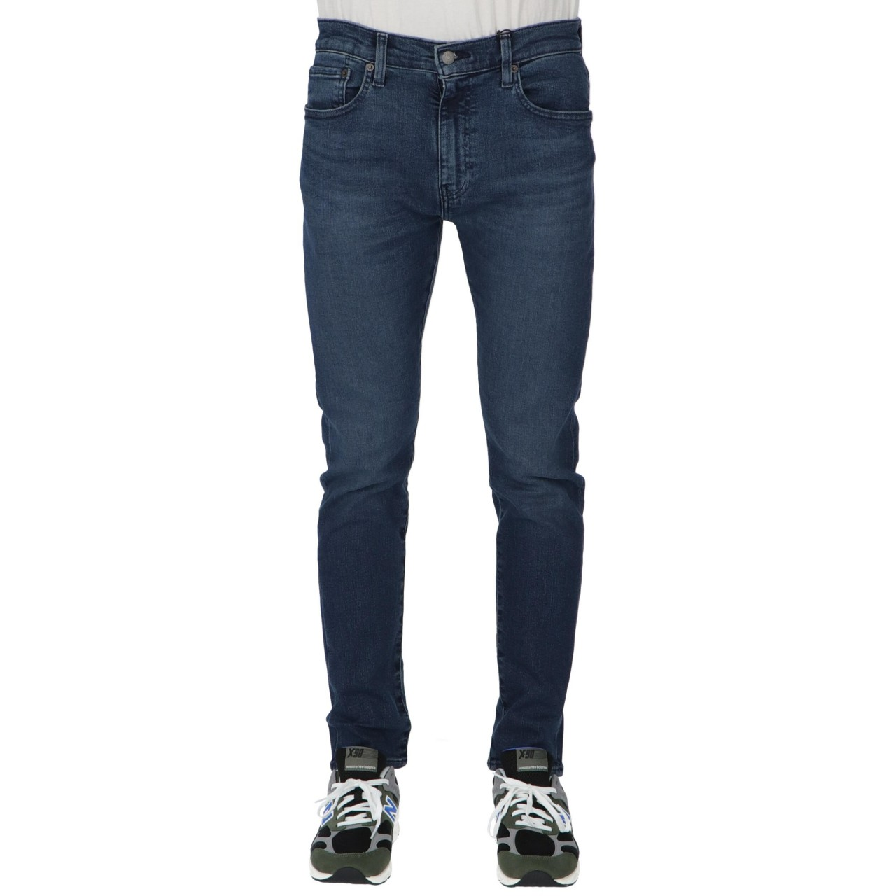 Levi's Jeans Levi's Uomo 512 Slim Taperad Sage L32 8330405M