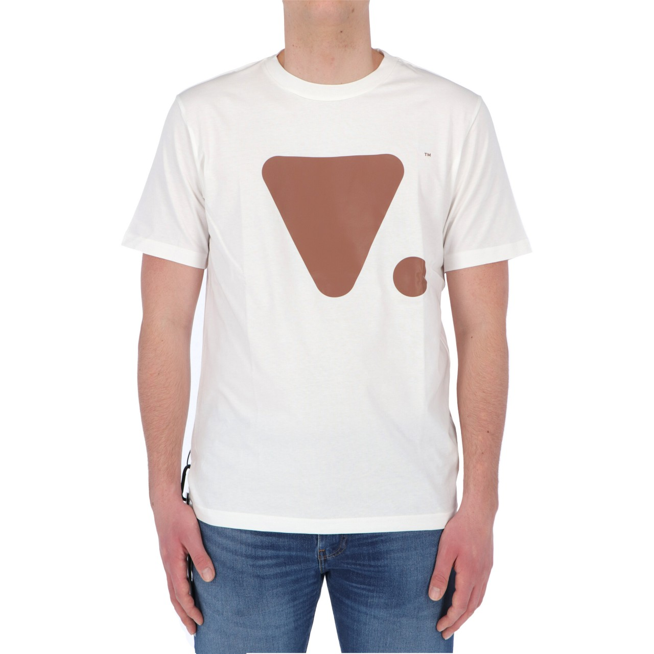 Valvola Tshirt Valvola Uomo Stampa Logo TU1P
