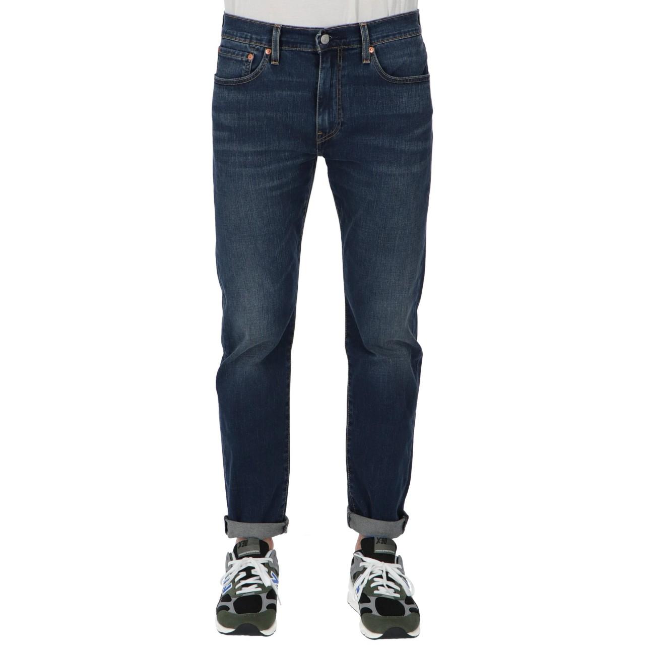 Levi's Uomo Jeans Levi's Uomo 502 Regular Taperd Adriatic Adapt 5070473M