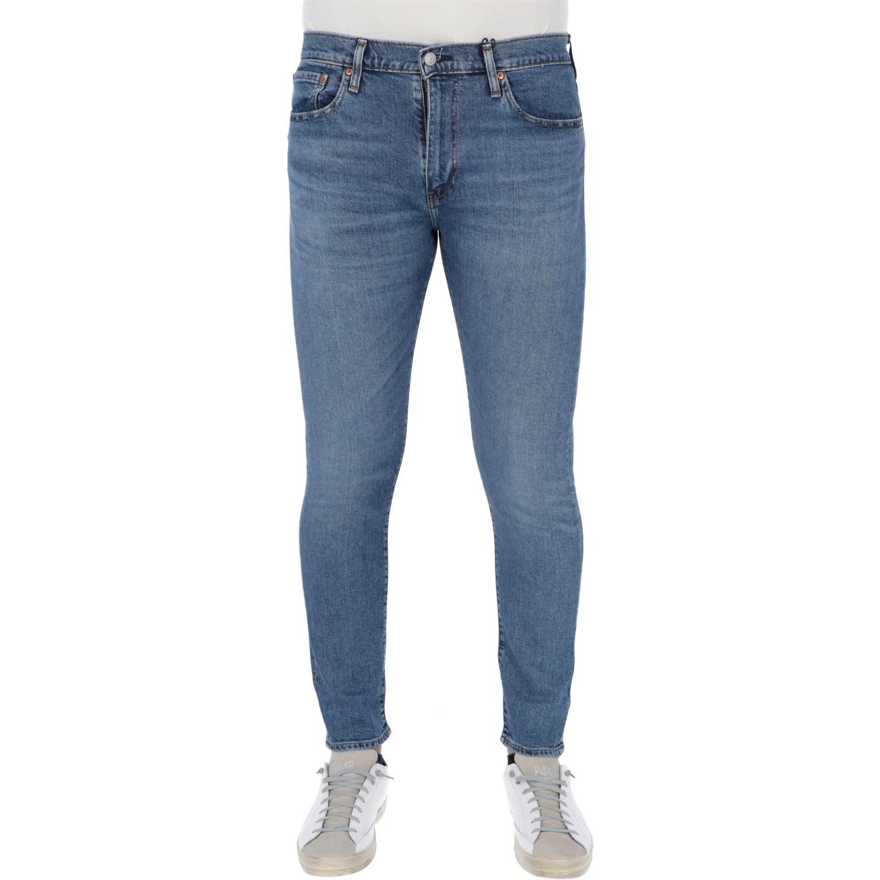 Levi's Uomo Jeans Levi's Uomo 512 Slim Taper L32 Corfu Spanish 8330749P