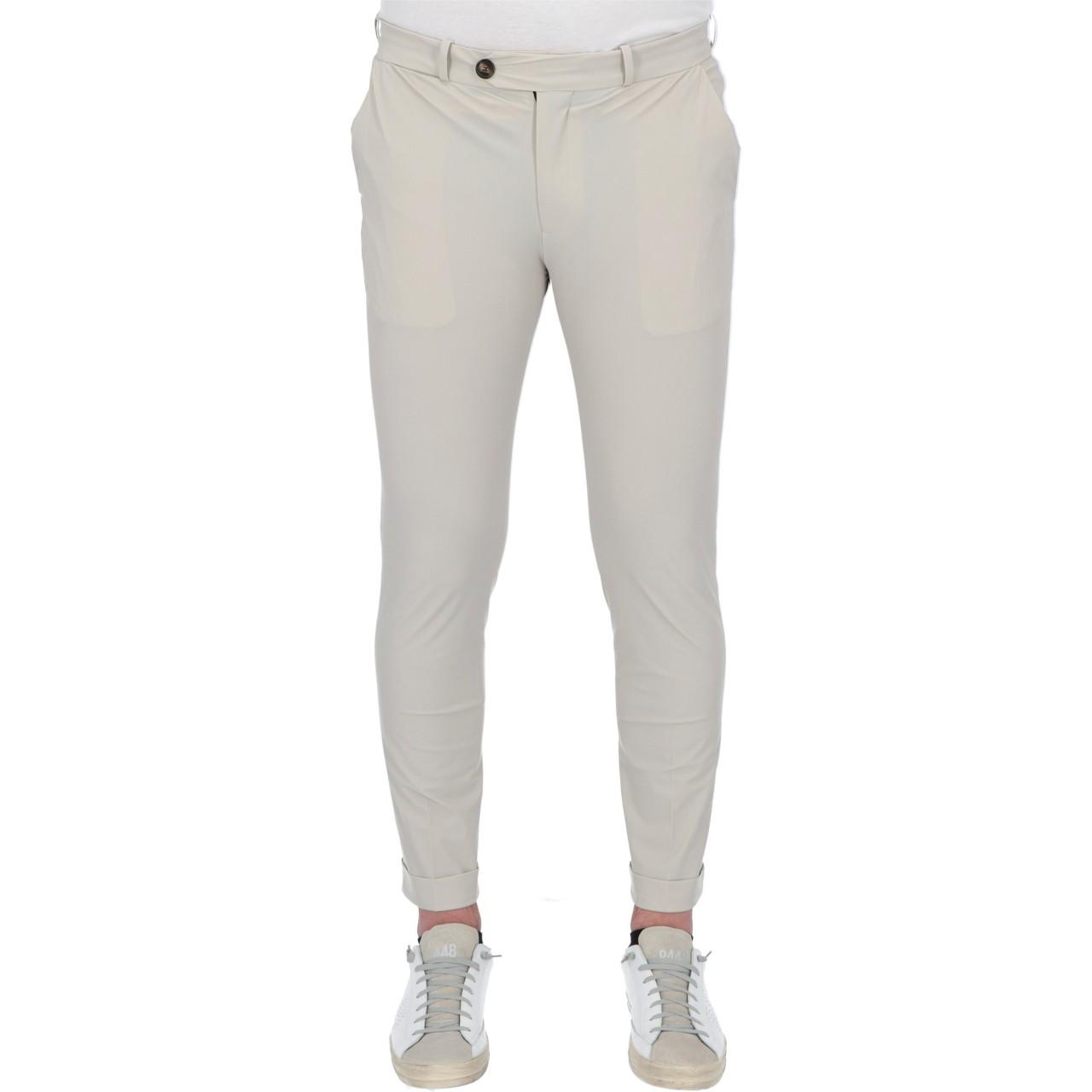 Rrd Uomo Pantalone Roberto Ricci Design Uomo Chino Stretch Rrd 21200P