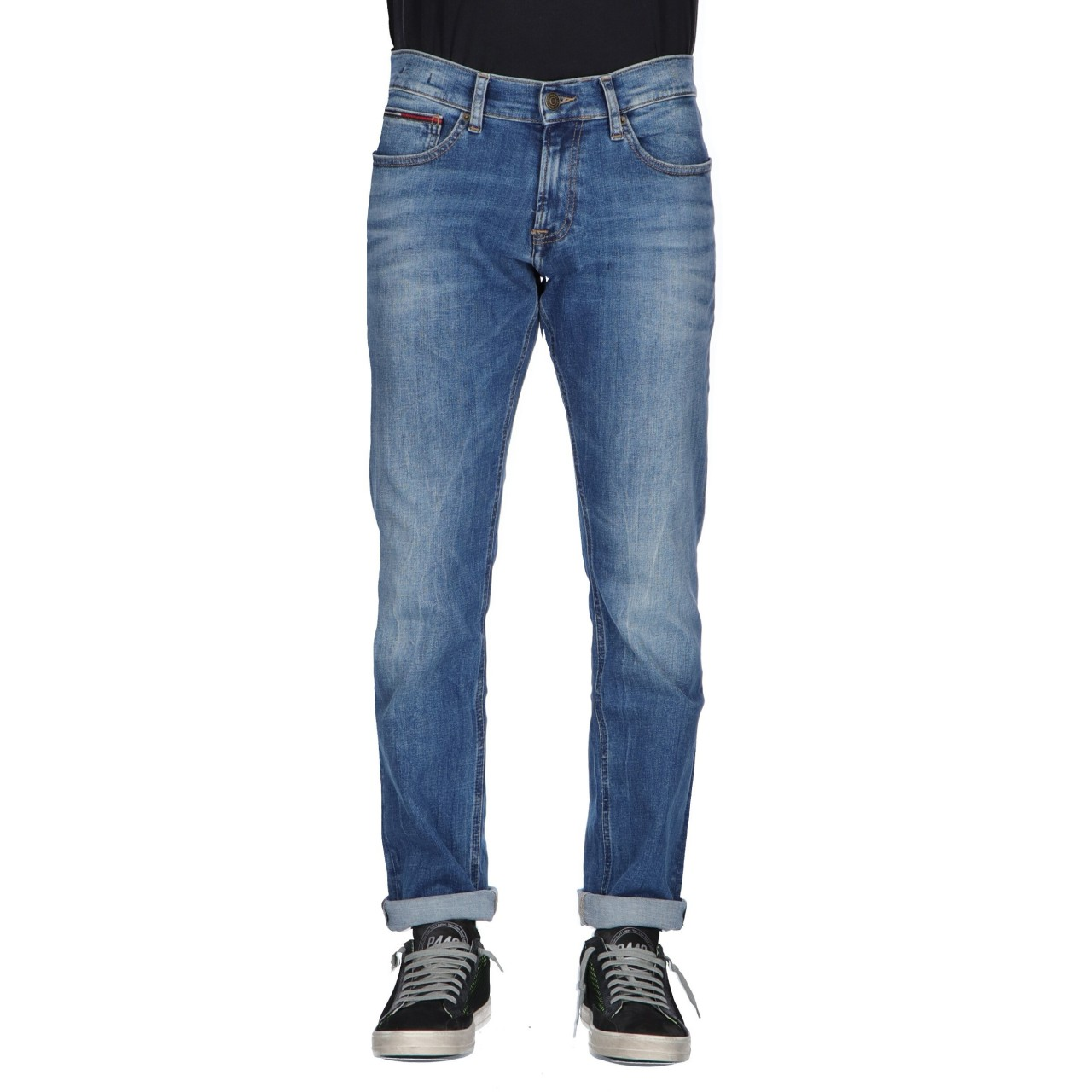 Tommy hilfiger Uomo Jeans Tommy Hilfiger Jeans Uomo Slim Scanton Dynamic 05627L