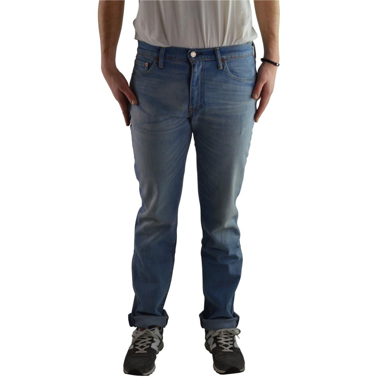 Levi's Uomo Jeans Levi's Uomo 511 Slim Fit Aber 5111541B