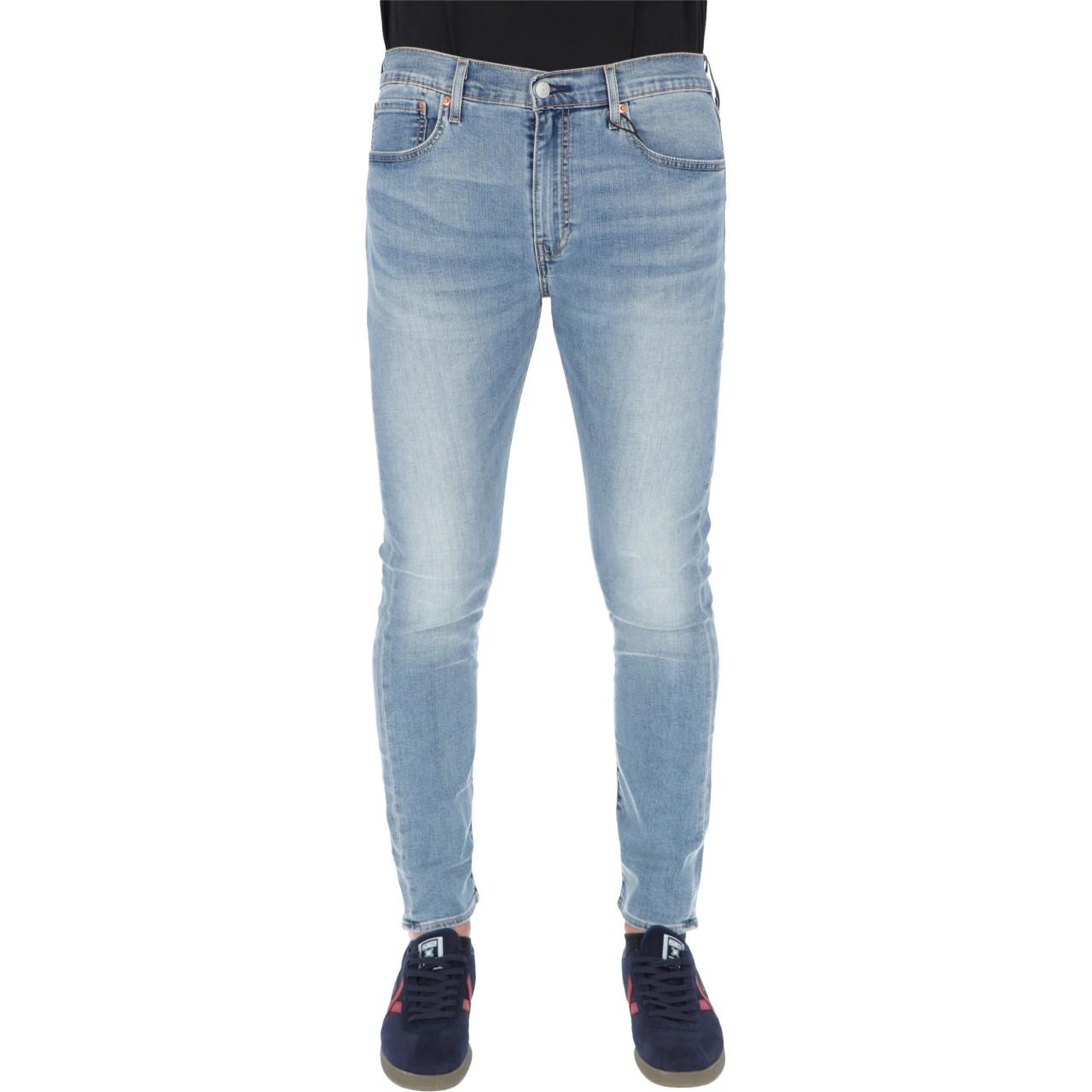 Levi's Uomo Jeans Levi's Uomo 512 Slim Taper Billy Goat L 32 8330666O
