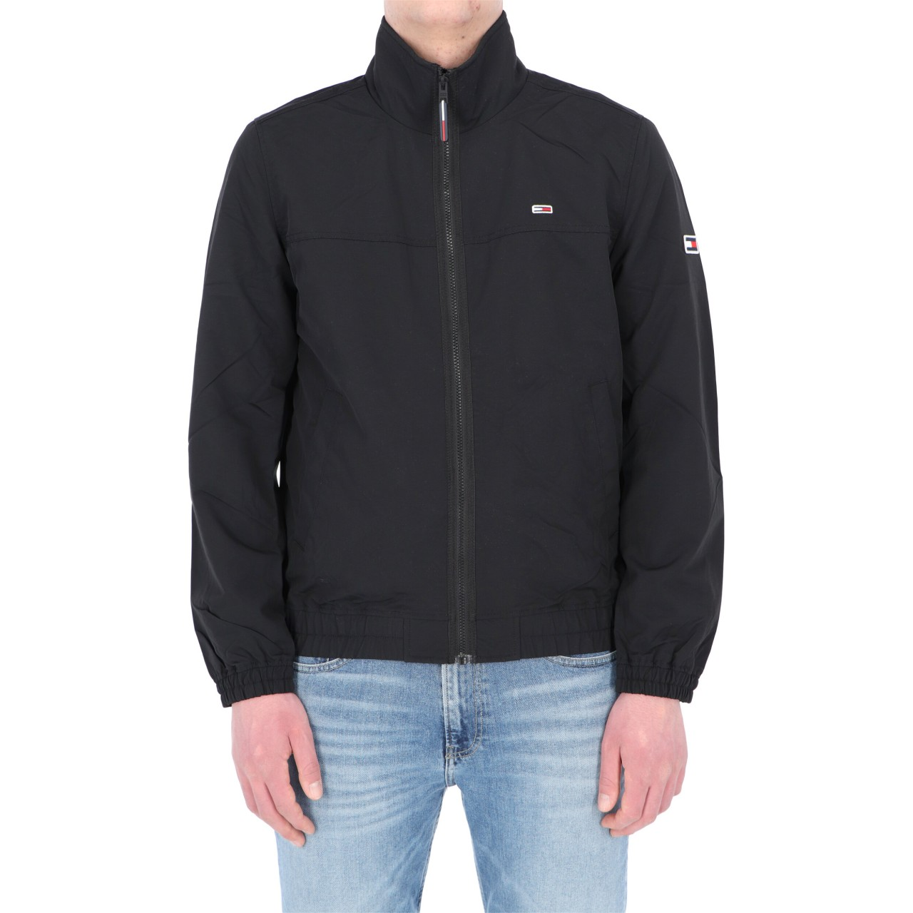 Tommy hilfiger Uomo Giacca Tommy Hilfiger Jeans Uomo Casual Bomber 10061P