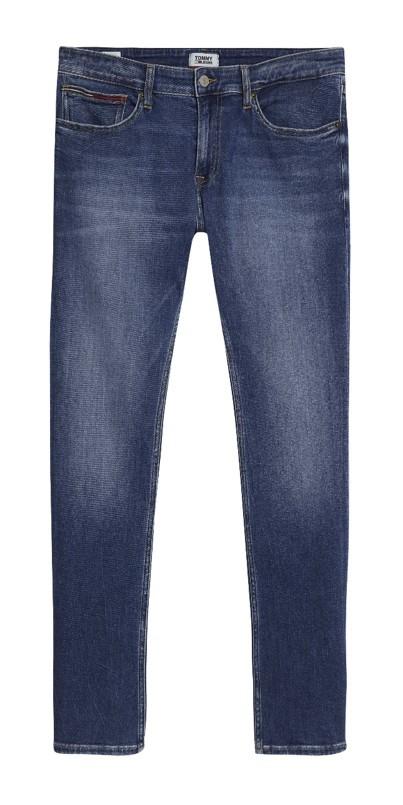 Tommy hilfiger Uomo Jeans Tommy Hilfiger Uomo Stretch Scanton Slim Uomo 07999N