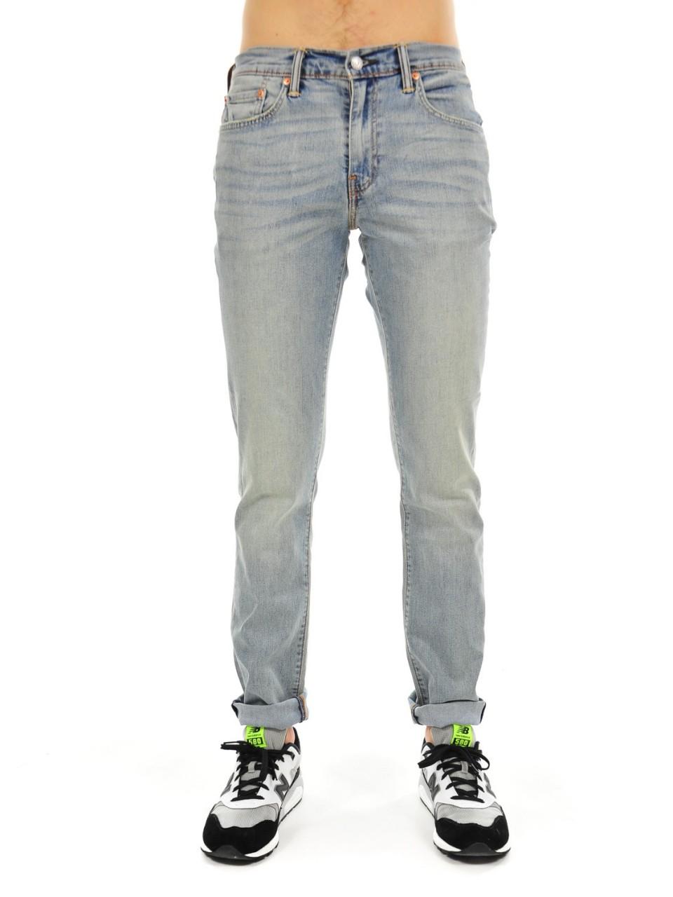 Levi's Uomo Jeans Uomo Levi's 511 Santa Barb 5111903D
