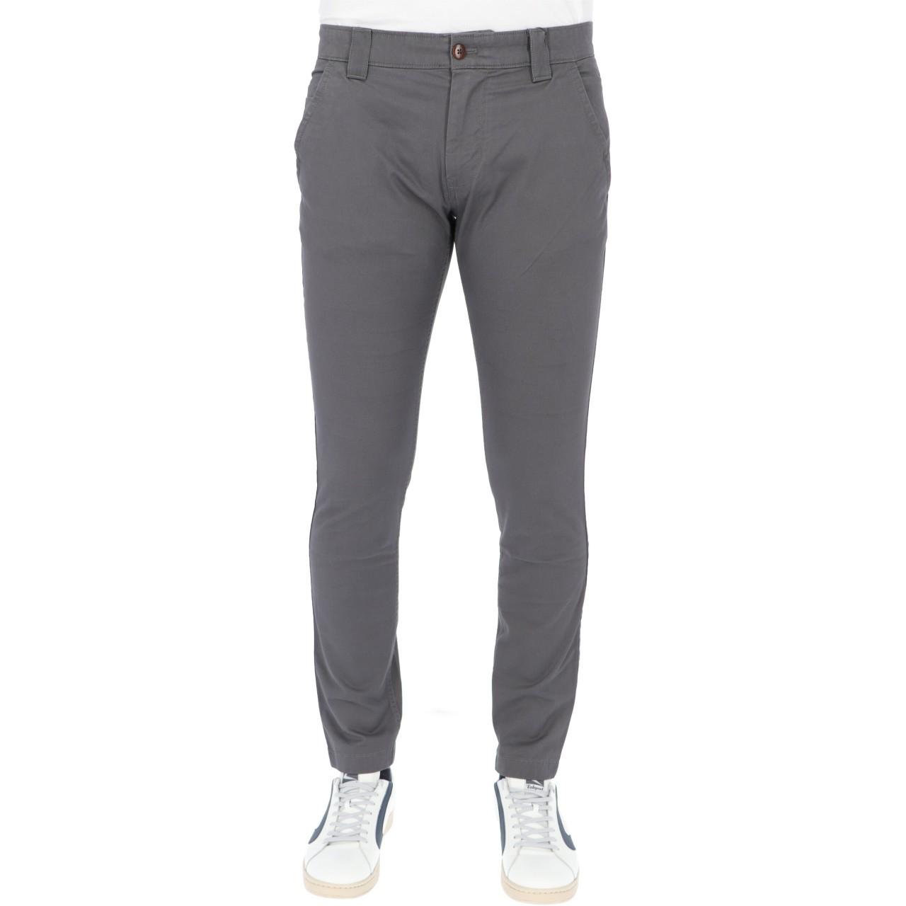 Tommy hilfiger Uomo Pantalone Tommy Jeans Uomo Scanton Chino Pant 09595Q