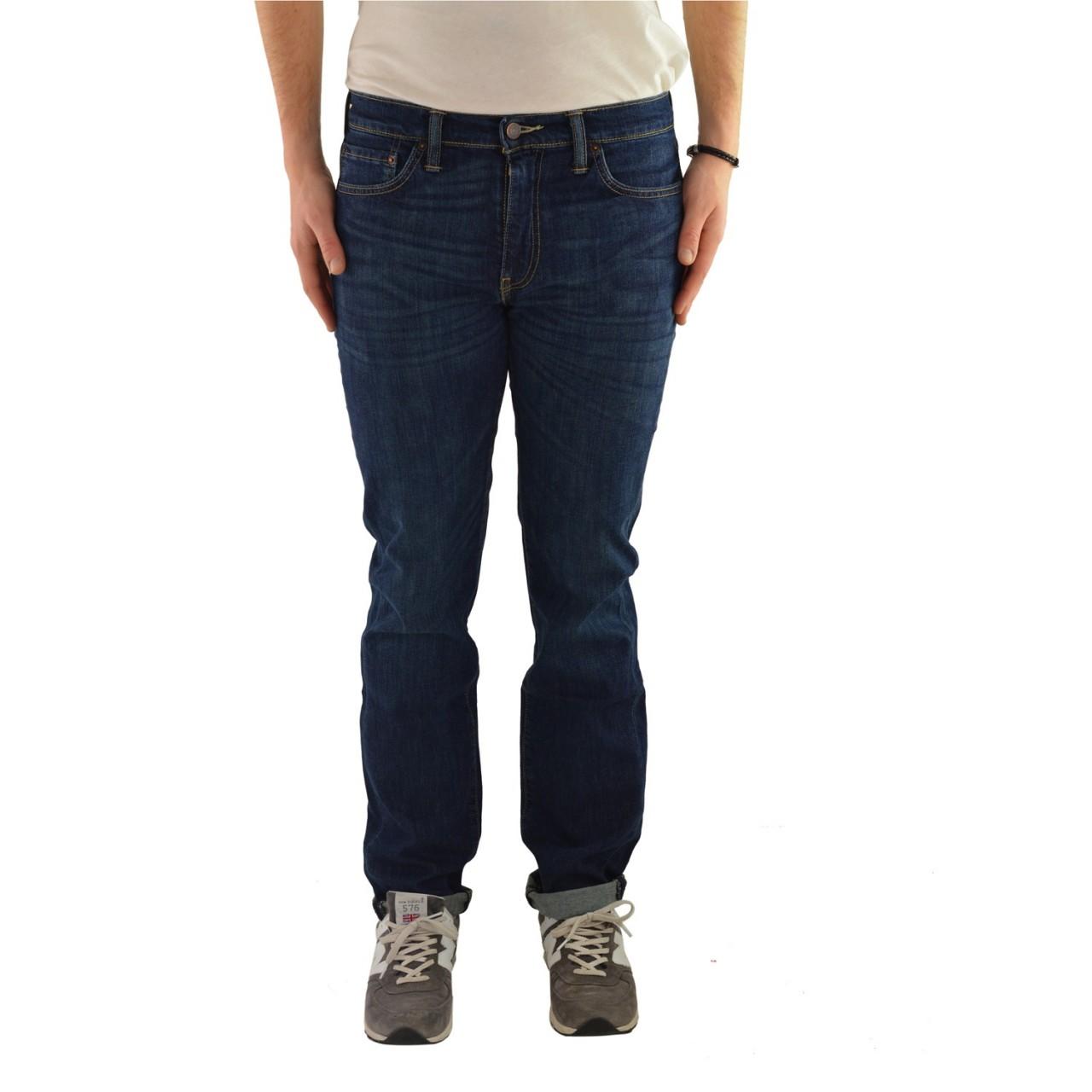 Levi's Uomo Jeans Levi's Uomo 511 Slim Fit Rain Shower 5110709B