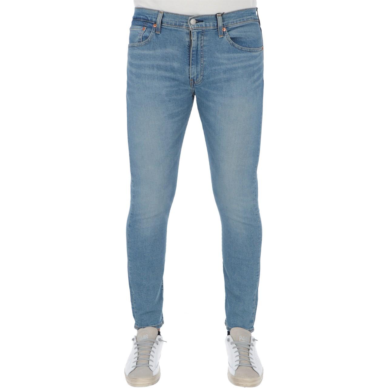Levi's Uomo Jeans Levi's Uomo 512 Slim Taper Pellican Roast L 32 8330588P