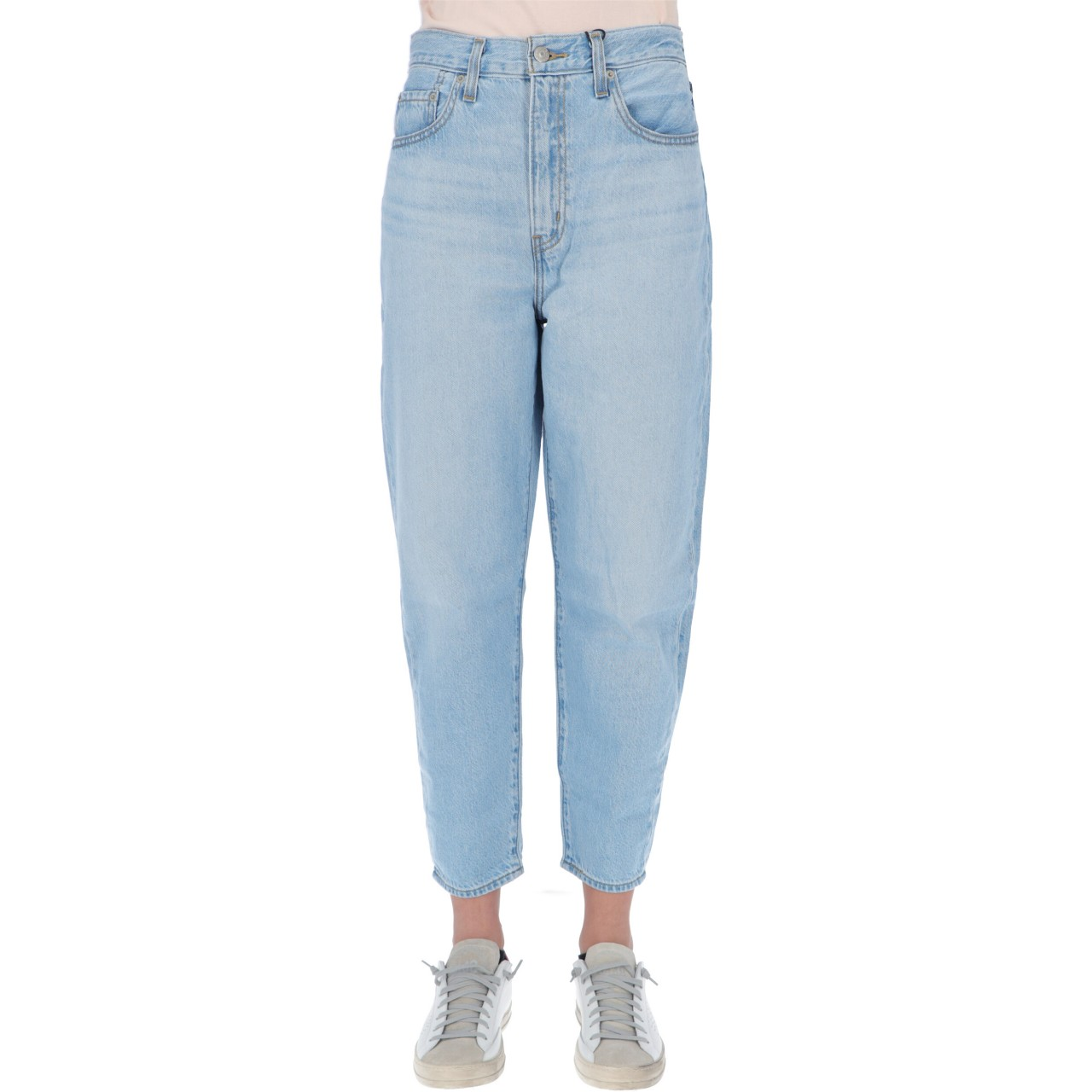 Levi's Donna Jeans Levi's Donna High Loose Taper Hold My Purse L27 17847P
