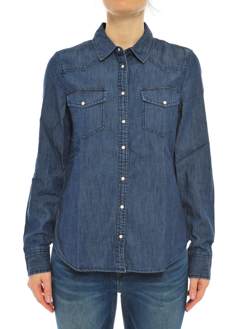Tommy hilfiger Donna Camicia Tommy Hilfiger Donna Jeans 02718G