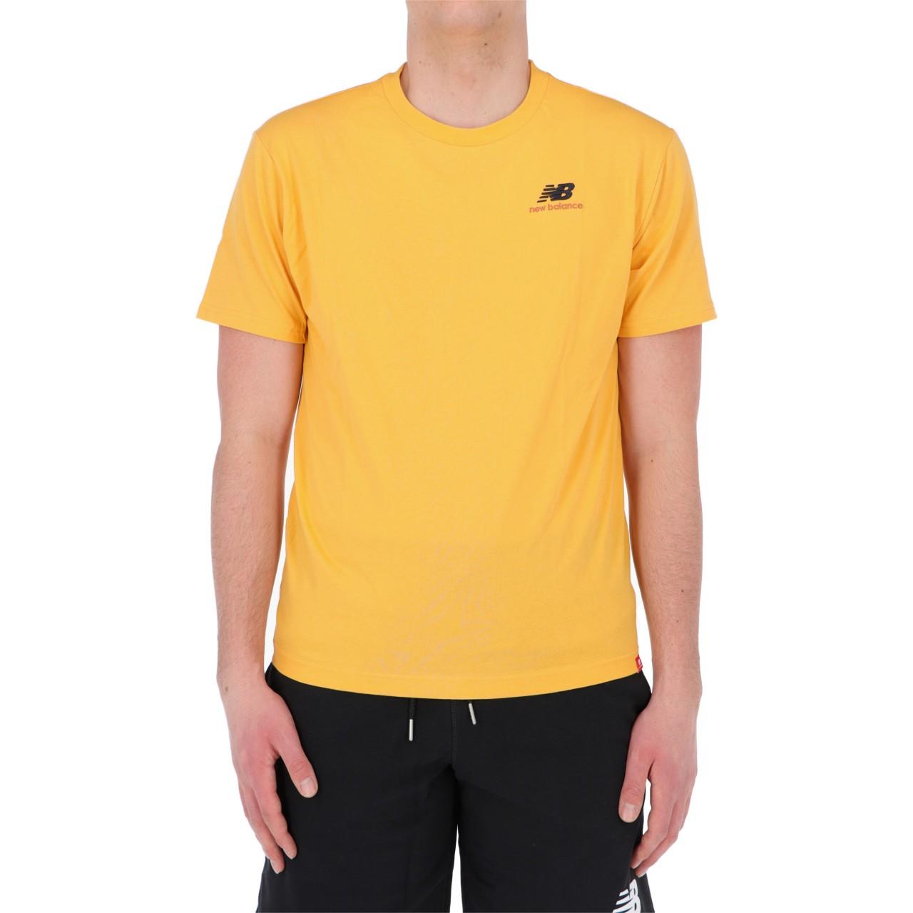 New balance Uomo Tshirt New Balance Uomo Essential Embroidered Tee 11592P