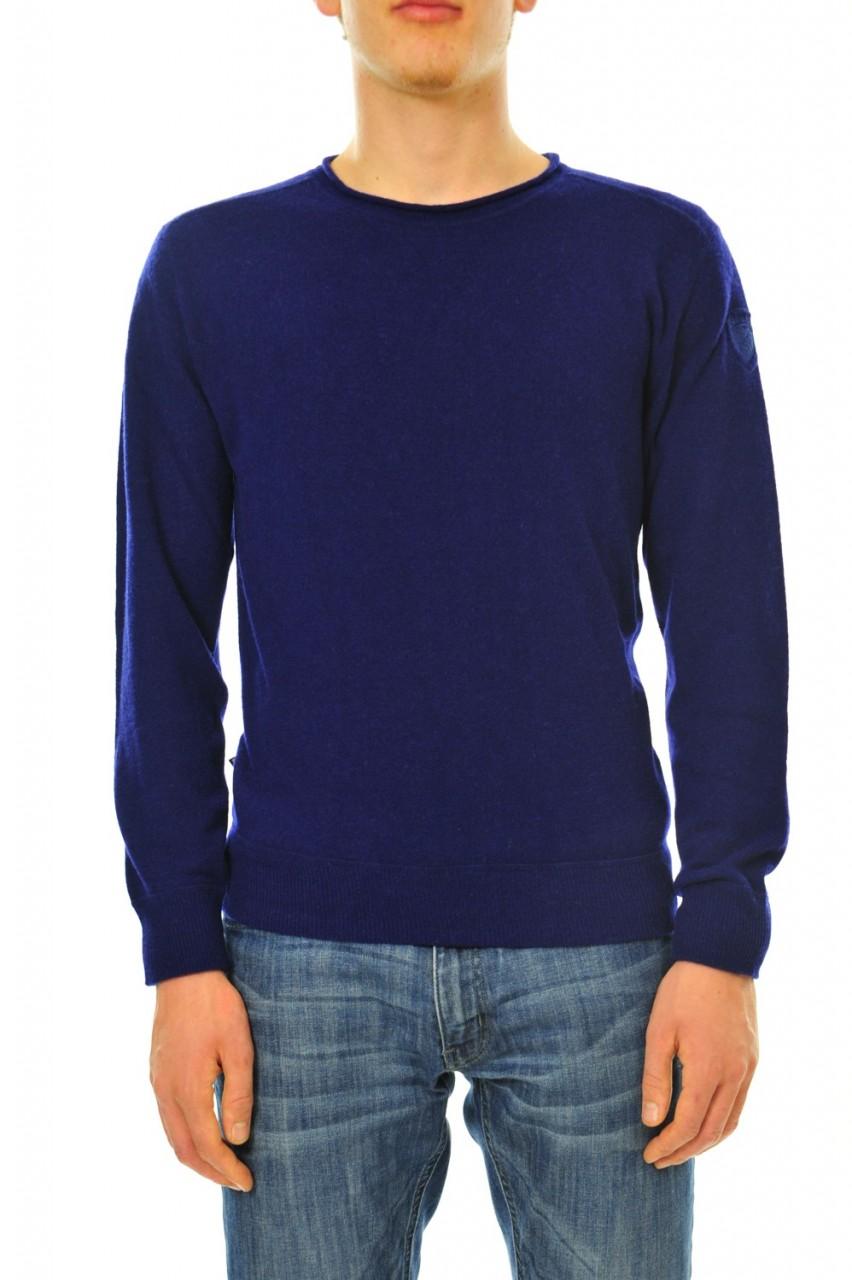 Blauer Maglioncino Blauer Uomo Lana Merinos 1351E