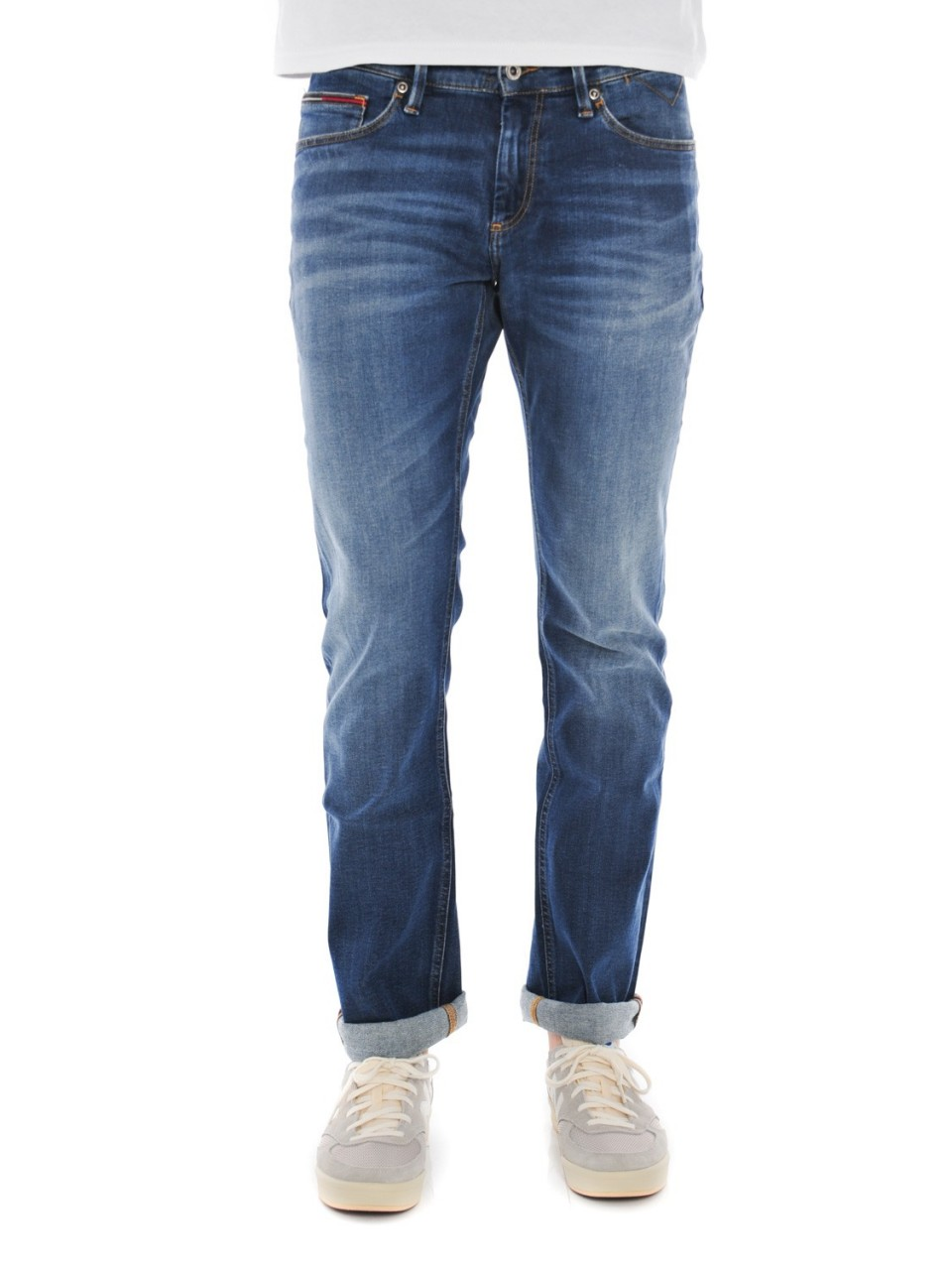 Tommy hilfiger Uomo Jeans Tommy Hilfiger Uomo Scanton Dynamic Stretch 01864F