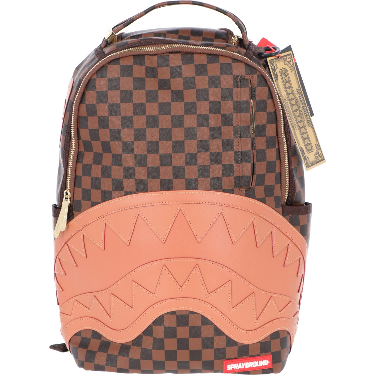 Sprayground Uomo Zaino Sprayground Henny Backpack SS21 3092P