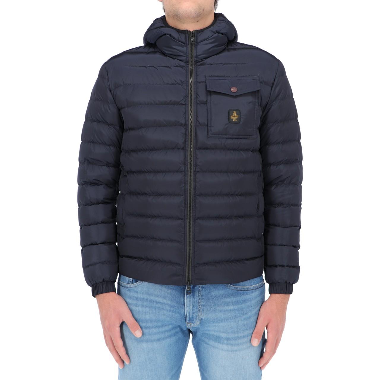 Refrigiwear Uomo Giacca Refrigiwear Uomo Piuma Cappuccio Hunter Jacket HUNTERQ