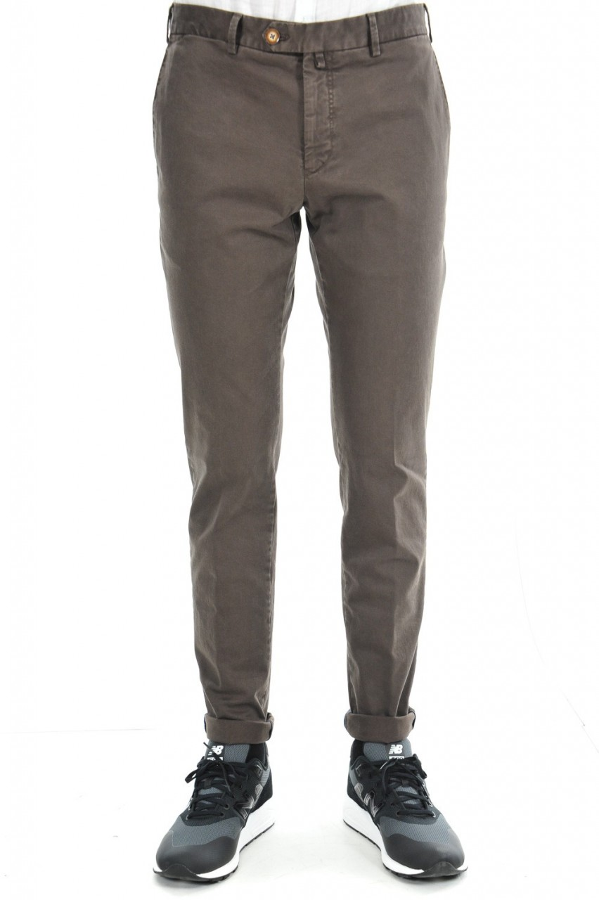 Verdera Pantalone Verdera Uomo Gabardina Tasca America 700130E
