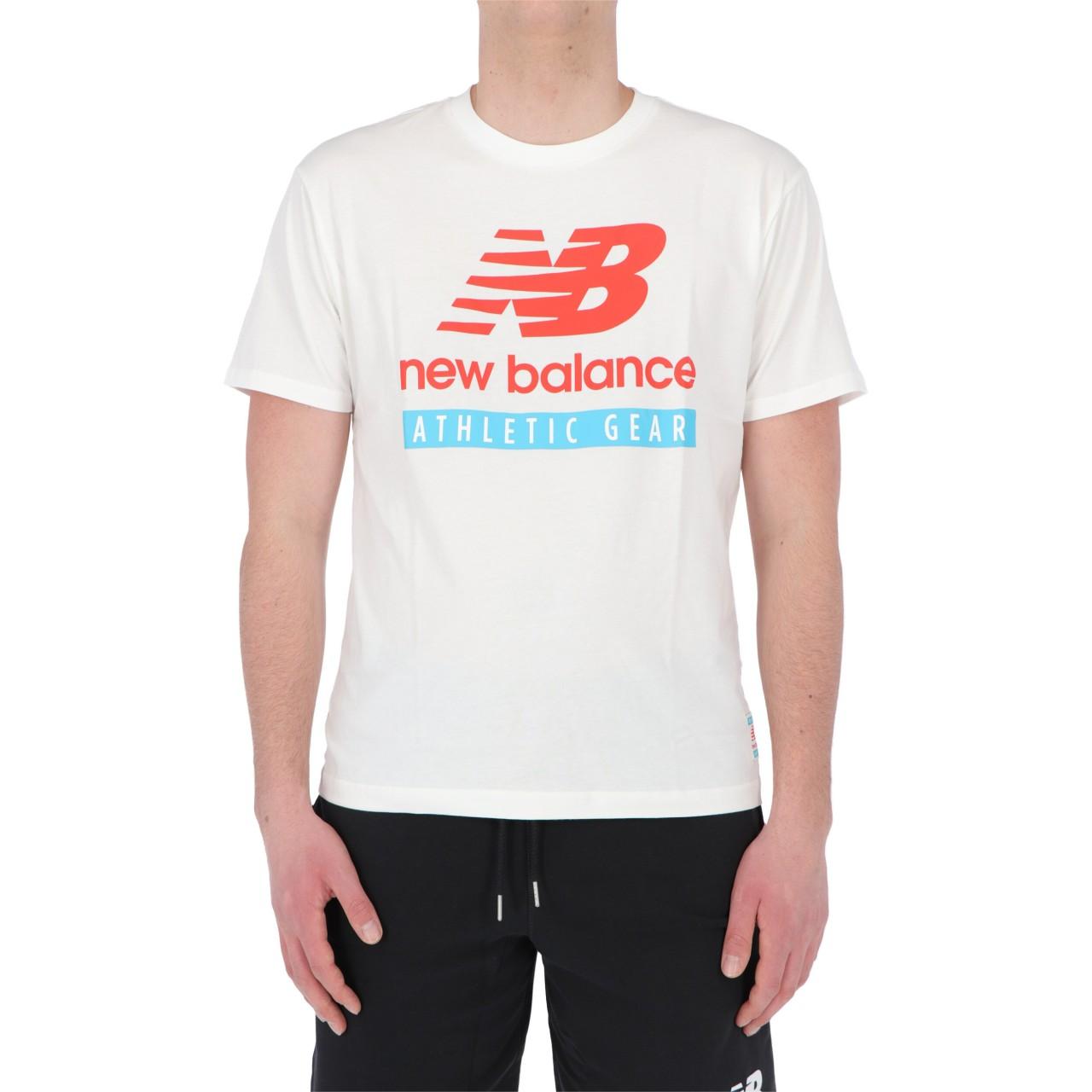 New balance Uomo Tshirt New Balance Uomo Essential Logo Tee 11517P