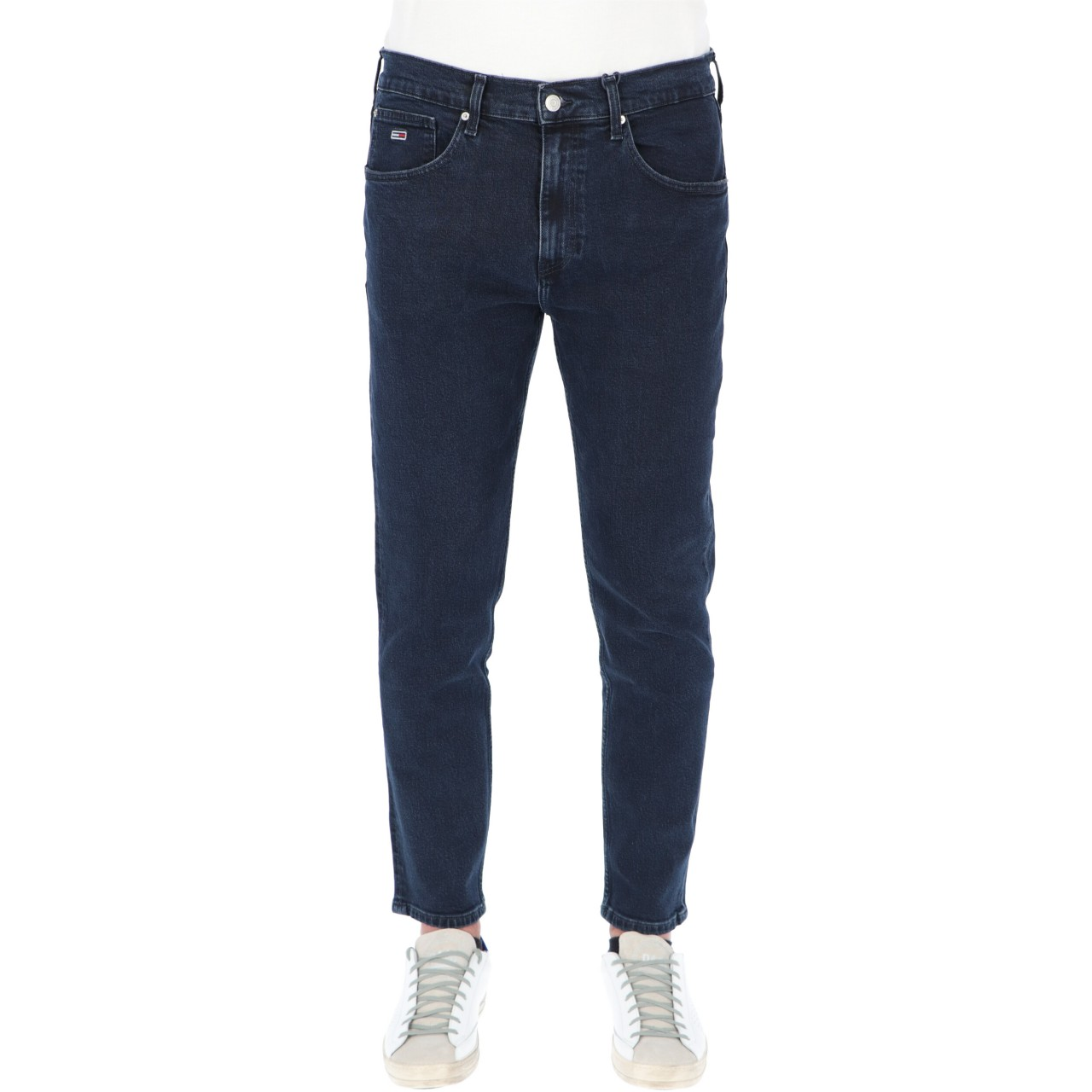 Tommy hilfiger Uomo Jeans Tommy Hilfiger Uomo Taperad Relaxed Rey L32 09765O