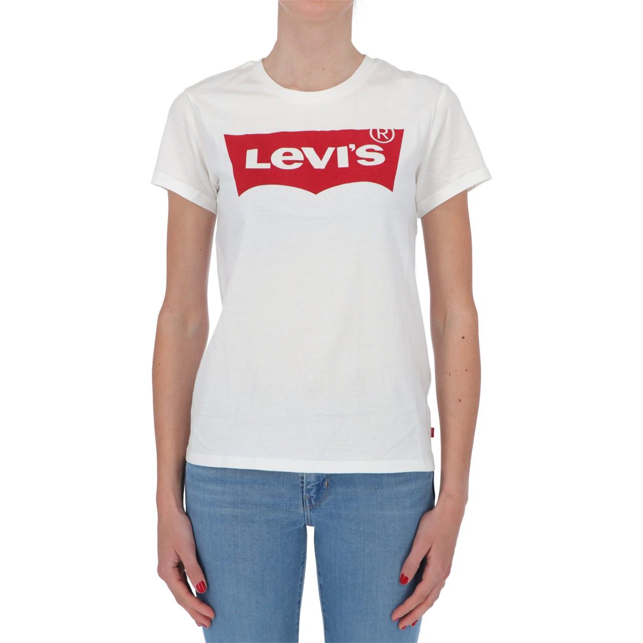 Levi's Donna T-shirt Levi's Donna Batwin Classico 17369P