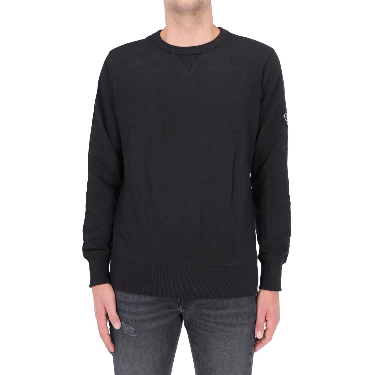 Calvin klein jeans Felpa Calvin Klein Uomo Monogram Sleeve Badge 14035Q