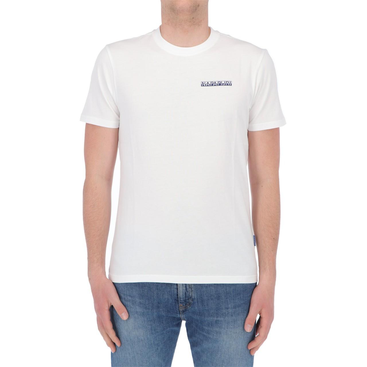 Napapijri Uomo T-shirt Napapijri Uomo Back logo SURFP