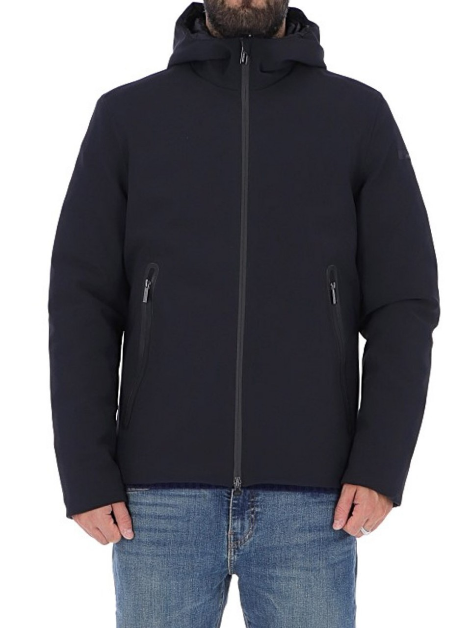 Rrd Uomo Giacca Roberto Ricci Design Uomo Winter Storm Hood W19001M