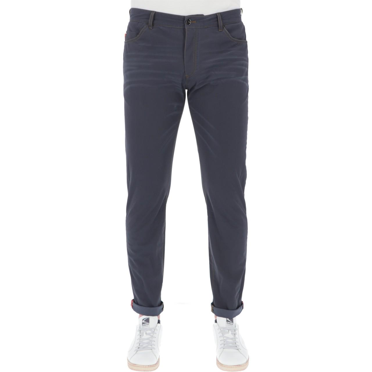 Rrd Uomo Pantalone Roberto Ricci Design Uomo Techno Indaco Rrd 21223P