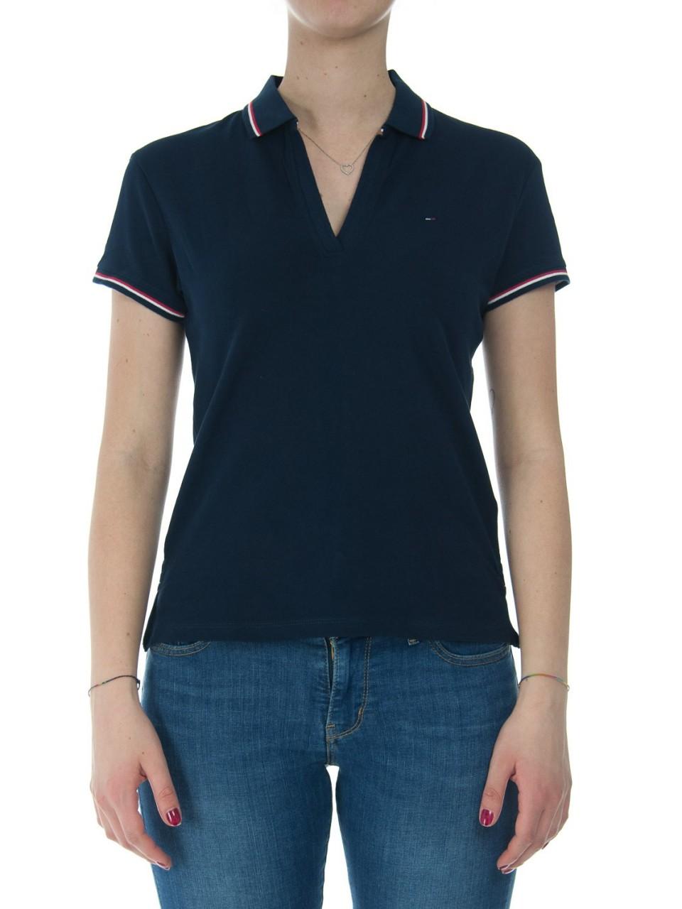Tommy hilfiger Donna T-shirt Tommy Hilfiger Donna Modern Fit 04303H