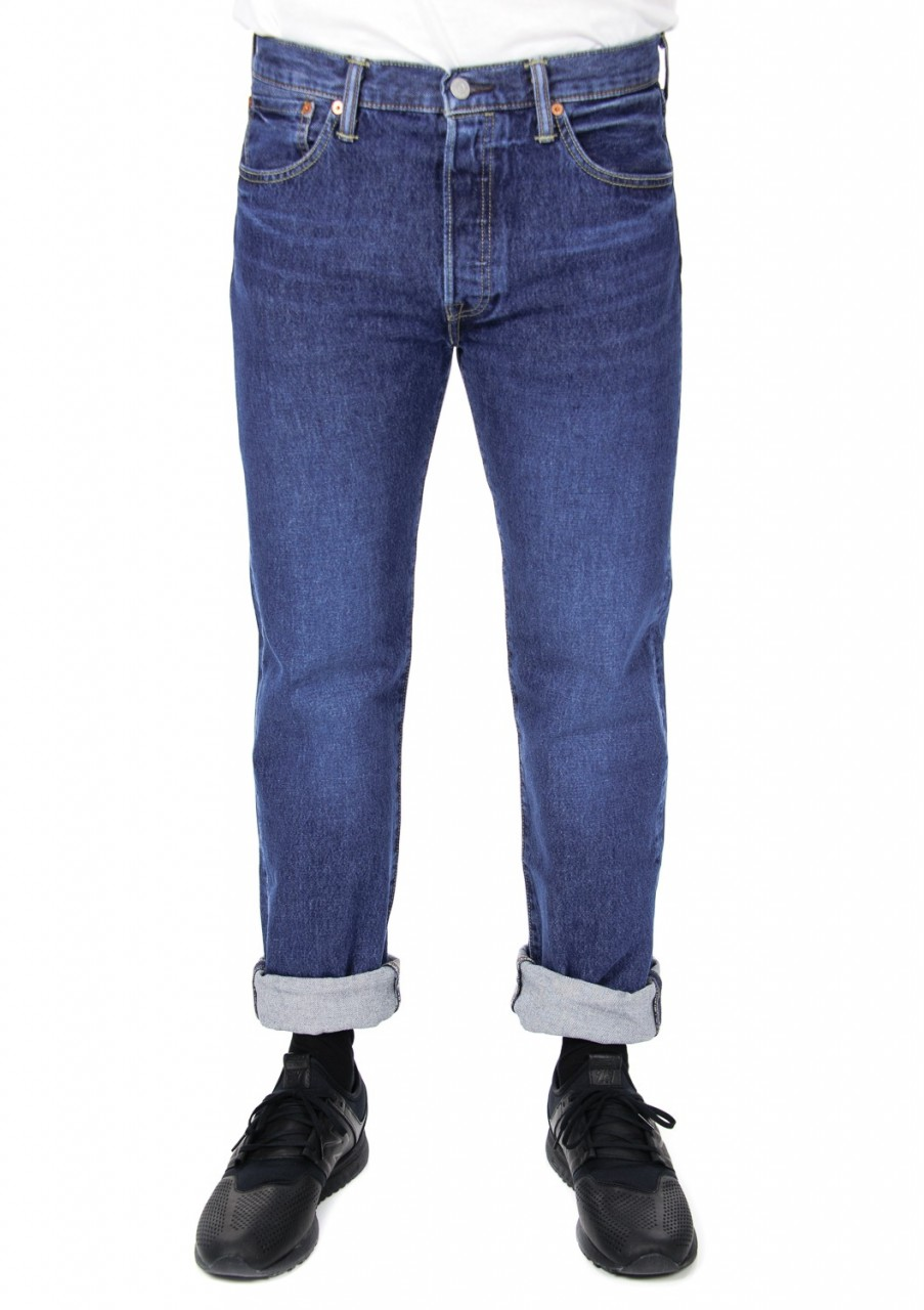 Levi's Uomo Jeans Levi's Uomo 501 Subway Station 5012463G