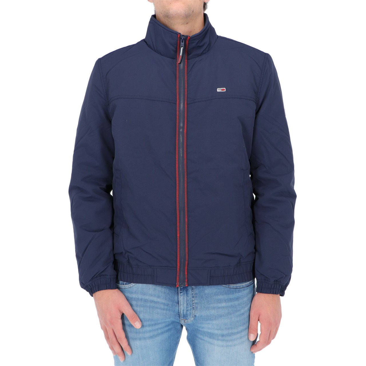 Tommy hilfiger Uomo Giacca Tommy Hilfiger Jeans Uomo Essential Padded 10975Q