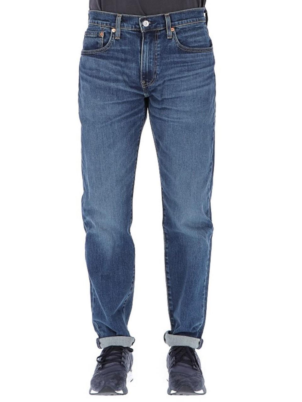 Levi's Uomo Jeans Levi's Uomom 502 Geep Adapt All Season L 32 5070191I