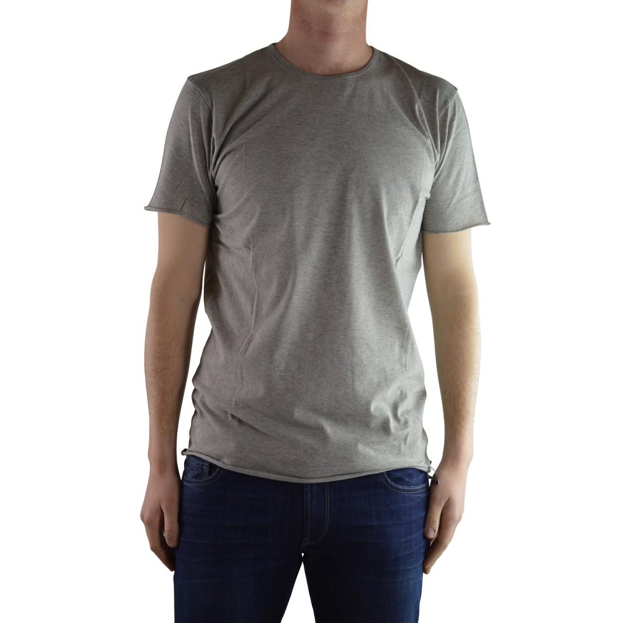 Wise guy Uomo Tshirt Wise Guy Uomo Girocollo Manica Corta Cotone 415J1001