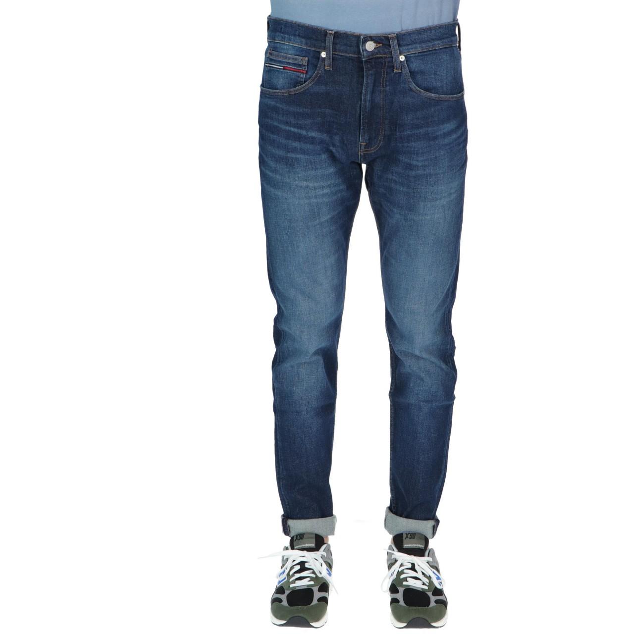 Tommy hilfiger Jeans Tommy Jeans Uomo Taperad Tj 1988 06420M