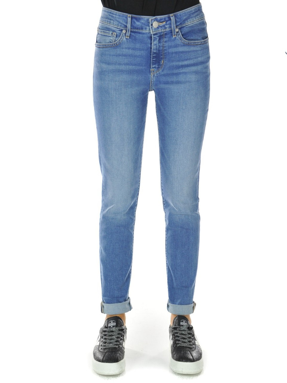 Levi's Jeans Levi's Donna 711 Skinny All Play L 30 8810290I