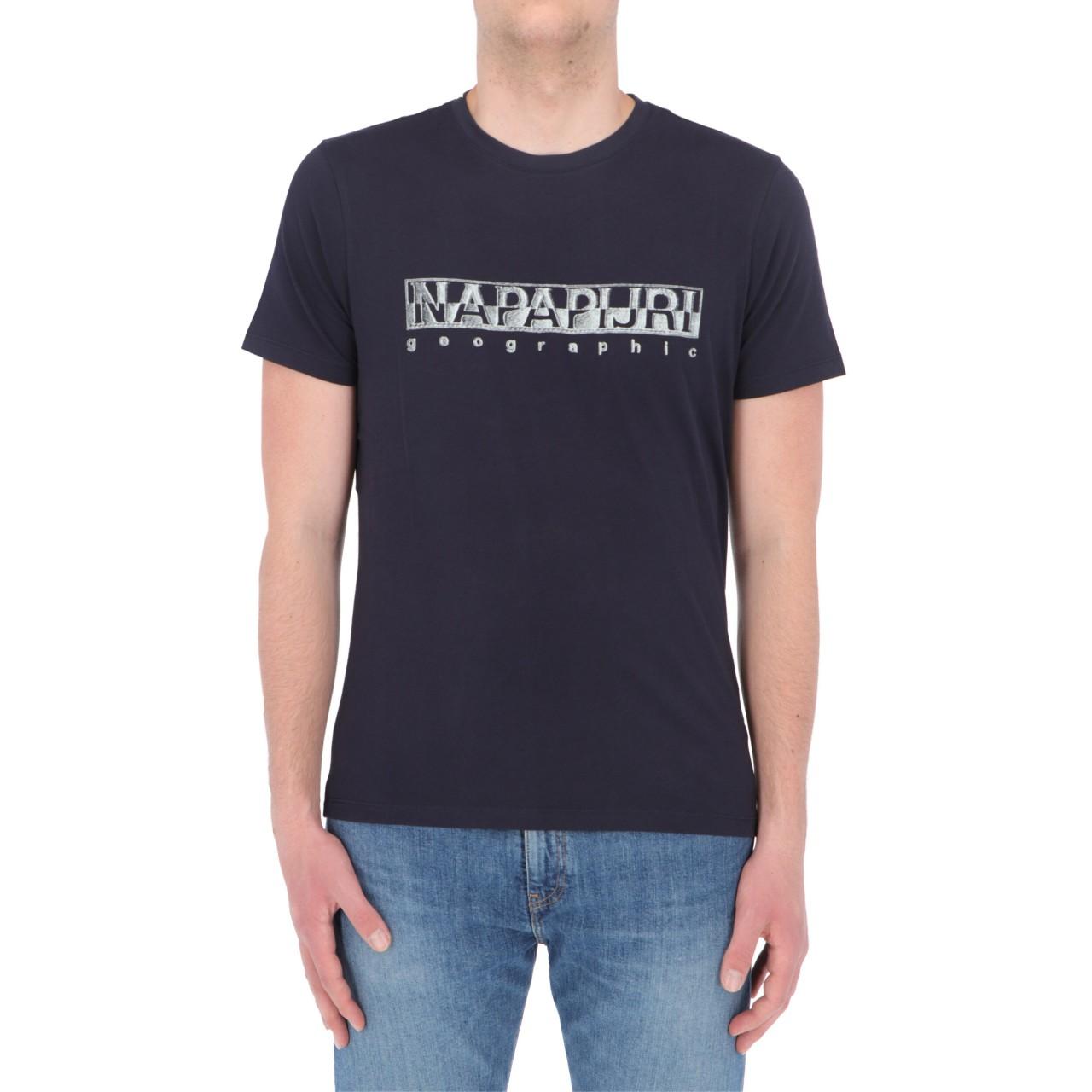 Napapijri Uomo T-shirt Napapijri Uomo Big Logo SALLARSSP